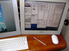 Dual LCD Tablet